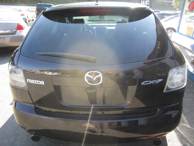 2008 Mazda CX-7 AWD 4dr Touring, available for sale in Meriden, Connecticut | Cos Central Auto. Meriden, Connecticut