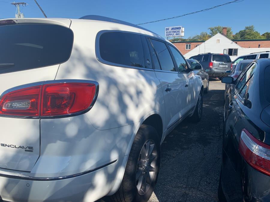 2014 Buick Enclave AWD 4dr Leather, available for sale in Danbury, Connecticut | Car City of Danbury, LLC. Danbury, Connecticut