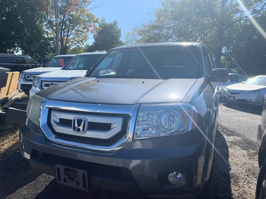 2011 Honda Pilot 4WD 4dr EX-L w/Navi, available for sale in Danbury, Connecticut | Car City of Danbury, LLC. Danbury, Connecticut
