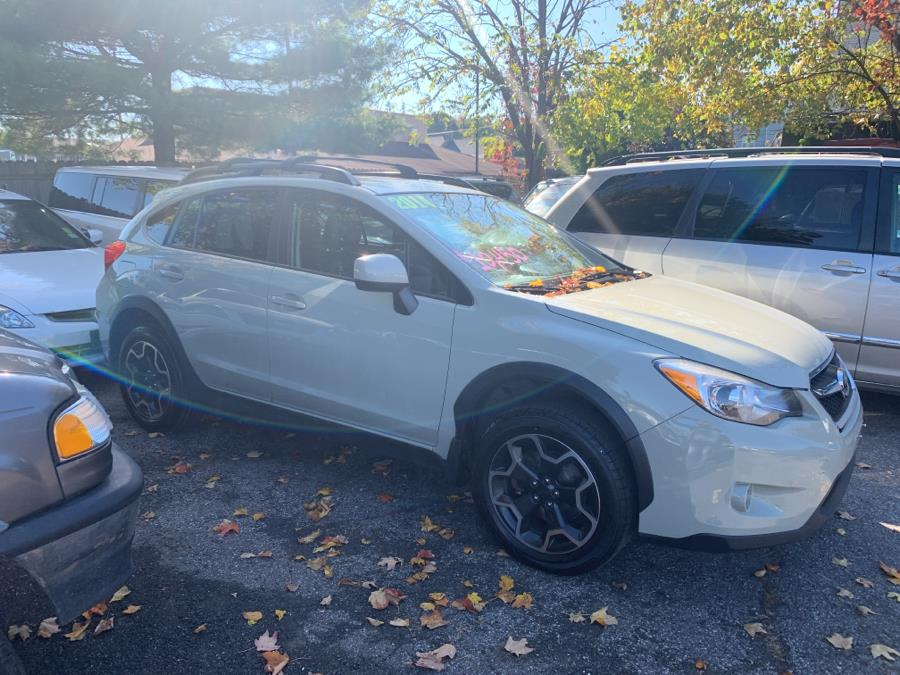 2014 Subaru XV Crosstrek 5dr Auto 2.0i Limited, available for sale in Danbury, Connecticut | Car City of Danbury, LLC. Danbury, Connecticut