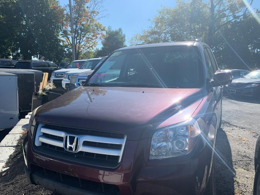 Used Honda Pilot 4WD 4dr SE 2008 | Car City of Danbury, LLC. Danbury, Connecticut