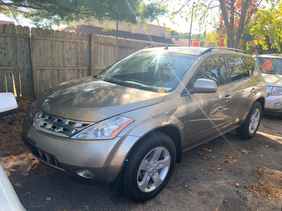 Used 2004 Nissan Murano in Danbury, Connecticut | Car City of Danbury, LLC. Danbury, Connecticut