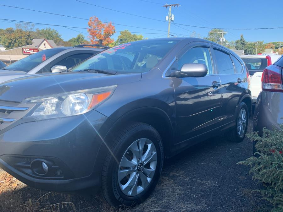 Used Honda CR-V 4WD 5dr EX 2012 | Car City of Danbury, LLC. Danbury, Connecticut