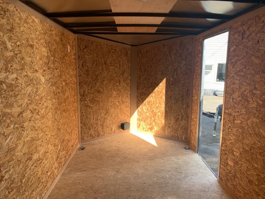 2020 Look trailers STLC7X14TE2DLX ST Cargo DLX/ Flat Top/30