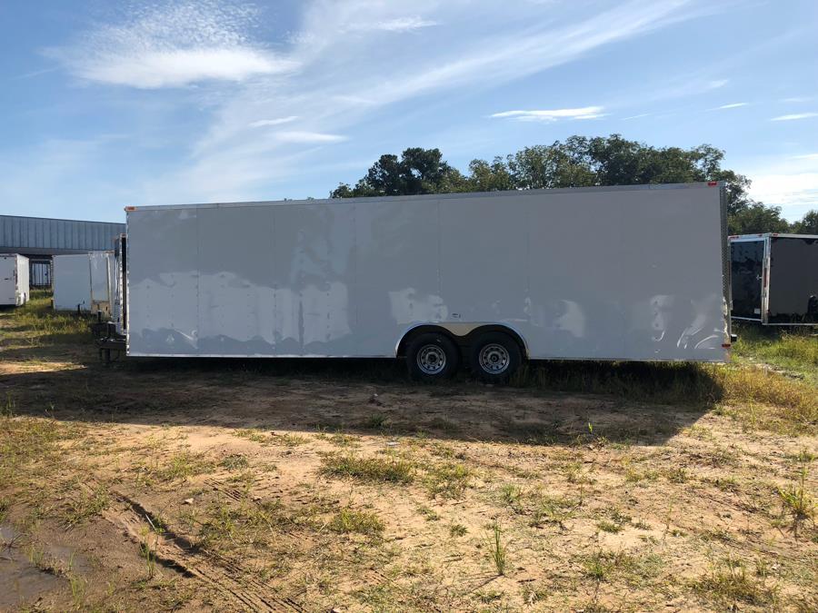 "Used Look TRAILERS EWLC85X222TE3SE Element Cargo SE/Flat Top/30"" Slope V Nose 2020 | Car City of Danbury, LLC. Danbury, Connecticut"
