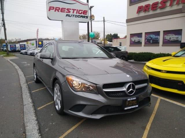 Used 2016 Mercedes-benz Cla in New Britain, Connecticut | Prestige Auto Cars LLC. New Britain, Connecticut