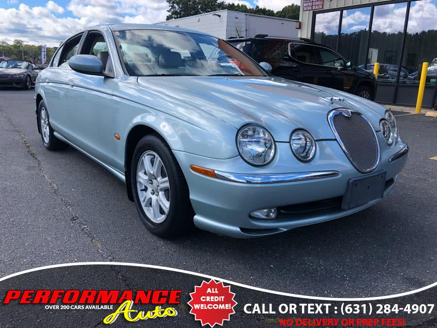 Used 2003 Jaguar S-TYPE in Bohemia, New York | Performance Auto Inc. Bohemia, New York