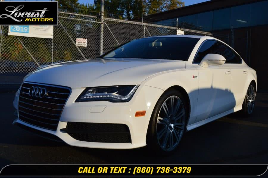 Used 2012 Audi A7 in Hartford, Connecticut | Locust Motors LLC. Hartford, Connecticut