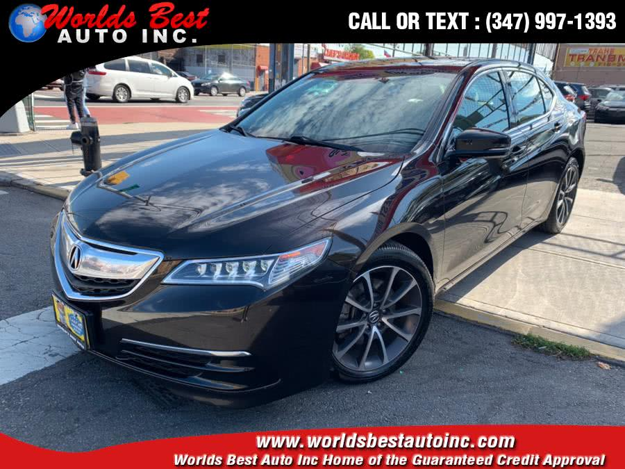 Used 2016 Acura TLX in Brooklyn, New York