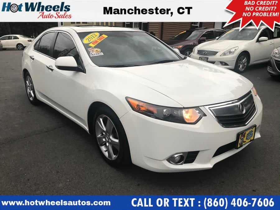 Used 2012 Acura TSX in Manchester, Connecticut | Hot Wheels Auto Sales LLC. Manchester, Connecticut