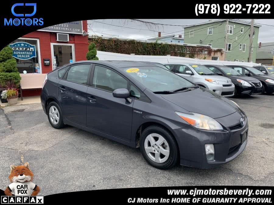 Used 2010 Toyota Prius in Beverly, Massachusetts | CJ Motors Inc. Beverly, Massachusetts