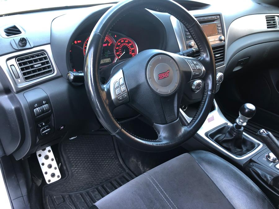 2009 Subaru Impreza Wagon WRX 5dr Man STI w/Silver Wheels, available for sale in Lodi, New Jersey | Route 46 Auto Sales Inc. Lodi, New Jersey