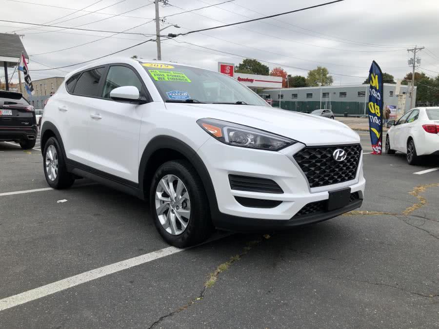 Used Hyundai Tucson SE AWD 2019 | Champion City Motors. Brockton, Massachusetts