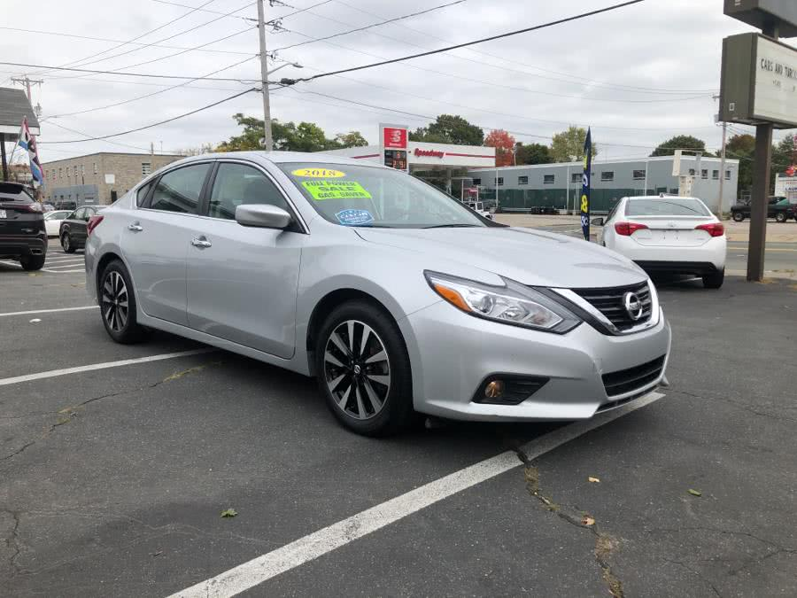 Used Nissan Altima 2.5 SV SEDAN 2018 | Champion City Motors. Brockton, Massachusetts