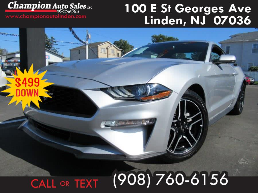 Used 2019 Ford Mustang in Linden, New Jersey | Champion Used Auto Sales. Linden, New Jersey