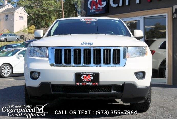 Used Jeep Grand Cherokee Laredo 2011 | City Motor Group Inc.. Haskell, New Jersey