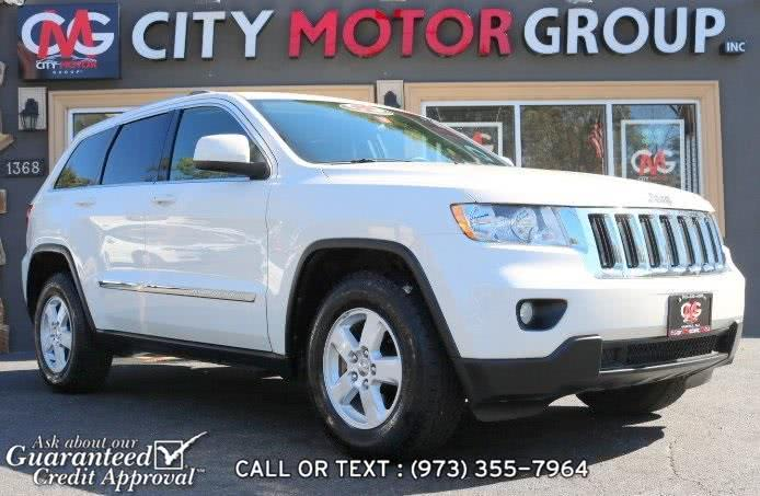 Used Jeep Grand Cherokee Laredo 2011 | City Motor Group Inc.. Haskell, New Jersey
