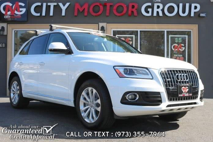 Used Audi Q5 2.0T Premium Plus 2016 | City Motor Group Inc.. Haskell, New Jersey