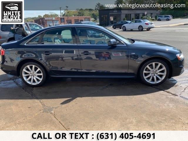 2014 Audi A4 4dr Sdn Auto quattro 2.0T Premium, available for sale in Huntington, New York | White Glove Auto Leasing Inc. Huntington, New York
