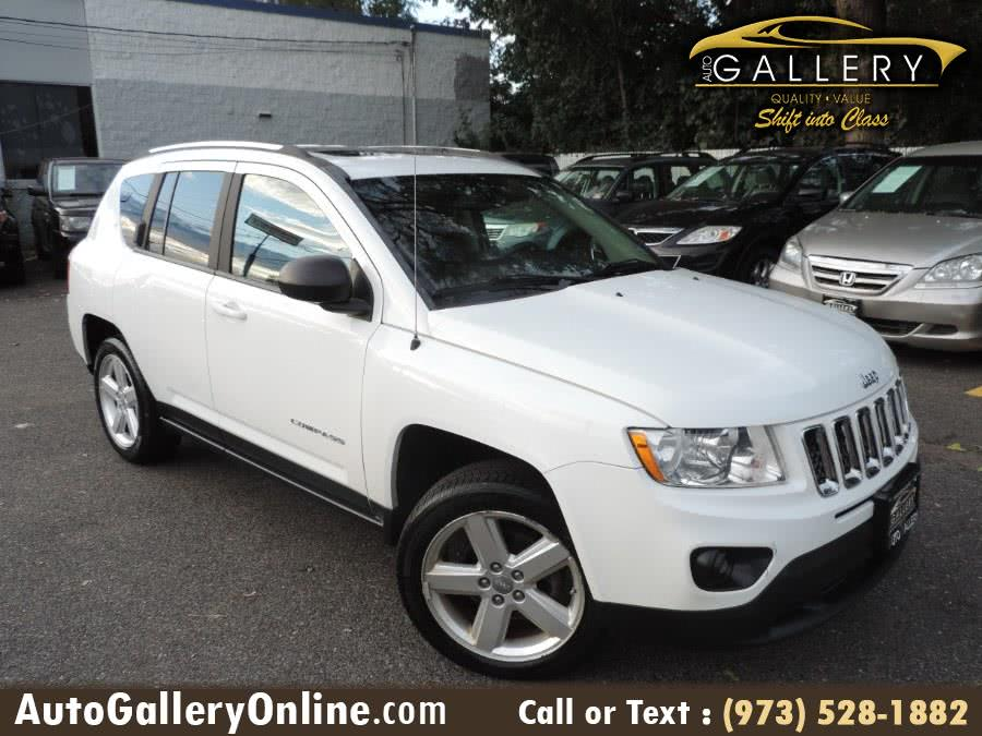 Used Jeep Compass 4WD 4dr Limited 2012 | Auto Gallery. Lodi, New Jersey