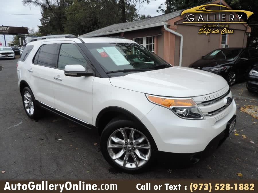Used 2012 Ford Explorer in Lodi, New Jersey | Auto Gallery. Lodi, New Jersey