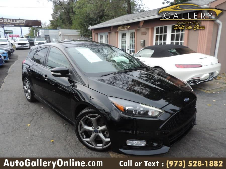 Used Ford Focus ST Hatch 2017 | Auto Gallery. Lodi, New Jersey