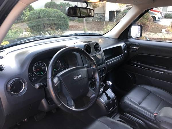 2009 Jeep Patriot 4WD 4dr Limited, available for sale in Orange, California   Carmir. Orange, California