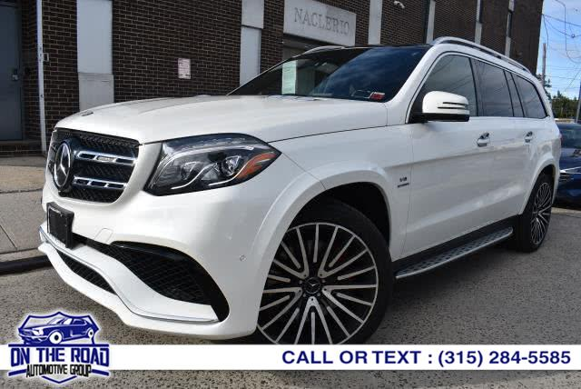 Used Mercedes-Benz GLS AMG GLS 63 4MATIC SUV 2017 | On The Road Automotive Group Inc. Bronx, New York