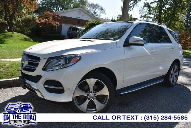 Used Mercedes-Benz GLE GLE 350 4MATIC SUV 2017 | On The Road Automotive Group Inc. Bronx, New York