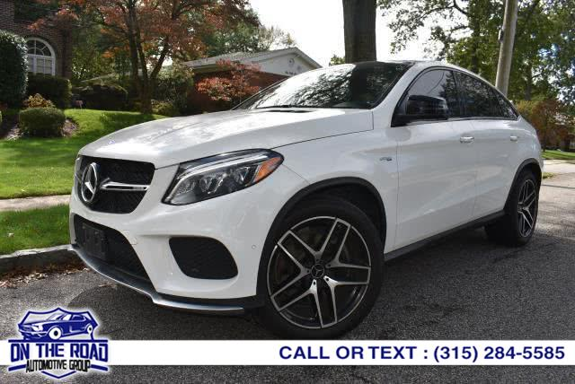 Used Mercedes-Benz GLE AMG GLE 43 4MATIC Coupe 2017 | On The Road Automotive Group Inc. Bronx, New York
