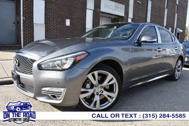 Used 2015 INFINITI Q70L in Bronx, New York | On The Road Automotive Group Inc. Bronx, New York