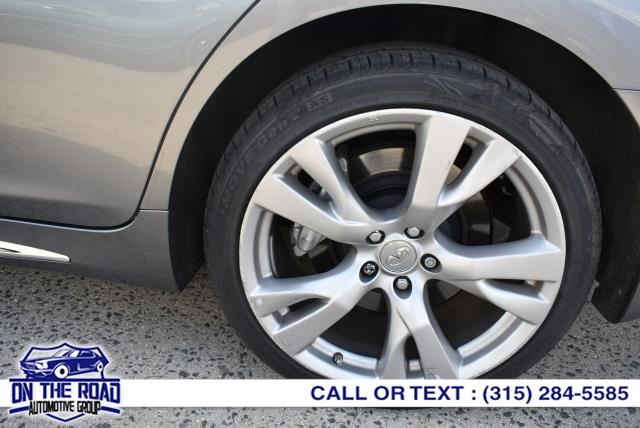 Used INFINITI Q70L 4dr Sdn V6 AWD 2015 | On The Road Automotive Group Inc. Bronx, New York