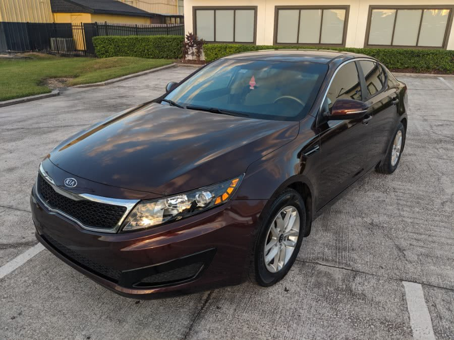 Used 2011 Kia Optima in Orlando, Florida | 2 Car Pros. Orlando, Florida