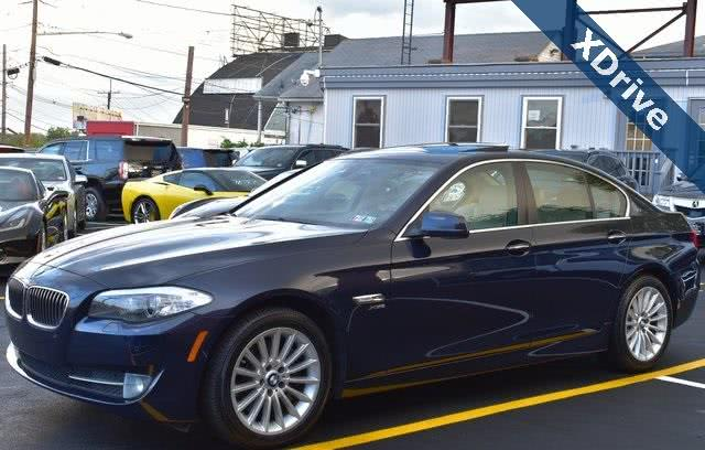 Used 2011 BMW 5 Series in Lodi, New Jersey | Bergen Car Company Inc. Lodi, New Jersey