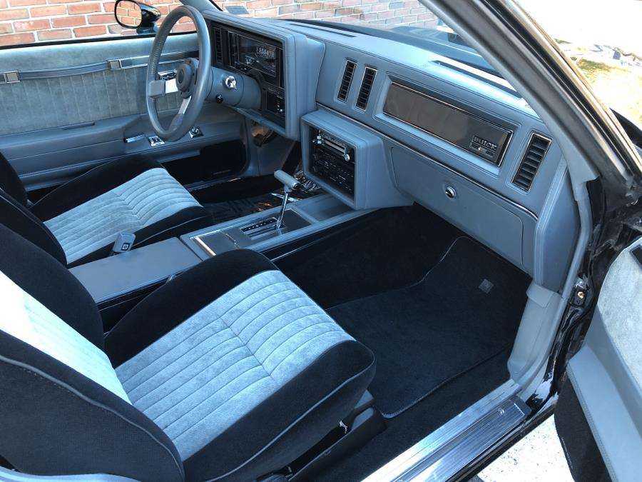 1987 Buick Grand National Grand National, available for sale in Waterbury, Connecticut | National Auto Brokers, Inc.. Waterbury, Connecticut