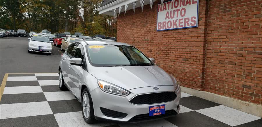 Used 2017 Ford Focus in Waterbury, Connecticut | National Auto Brokers, Inc.. Waterbury, Connecticut