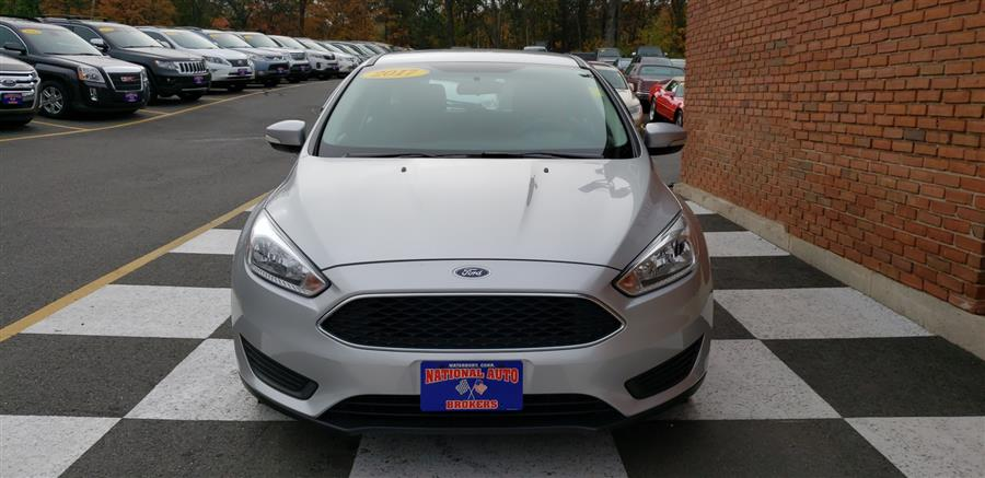 Used Ford Focus SE Hatch 2017 | National Auto Brokers, Inc.. Waterbury, Connecticut