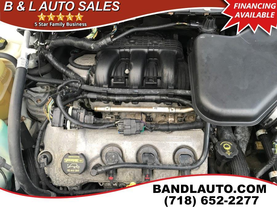 Used Ford Edge 4dr Limited AWD 2008 | B & L Auto Sales LLC. Bronx, New York