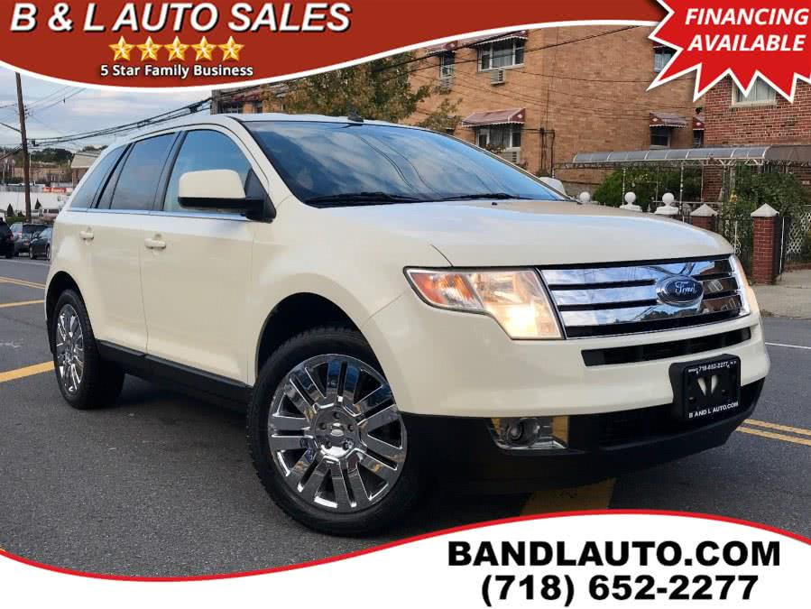 Used 2008 Ford Edge in Bronx, New York | B & L Auto Sales LLC. Bronx, New York