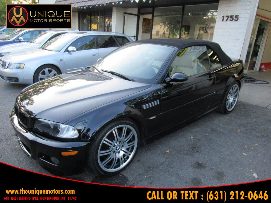 Used 2003 BMW 3 Series in Huntington, New York | Unique Motor Sports. Huntington, New York