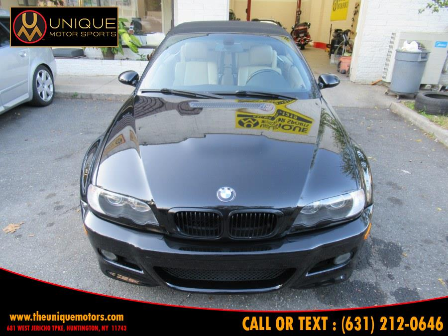 2003 BMW 3 Series M3 2dr Convertible, available for sale in Huntington, New York | Unique Motor Sports. Huntington, New York