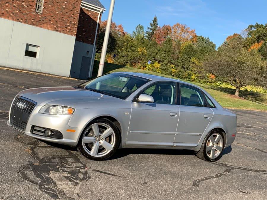Used Audi A4 4dr Sdn Auto 2.0T quattro 2008 | Platinum Auto Care. Waterbury, Connecticut