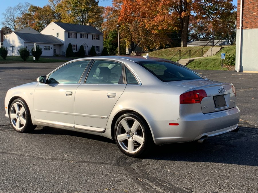 2008 Audi A4 4dr Sdn Auto 2.0T quattro, available for sale in Waterbury, Connecticut | Platinum Auto Care. Waterbury, Connecticut