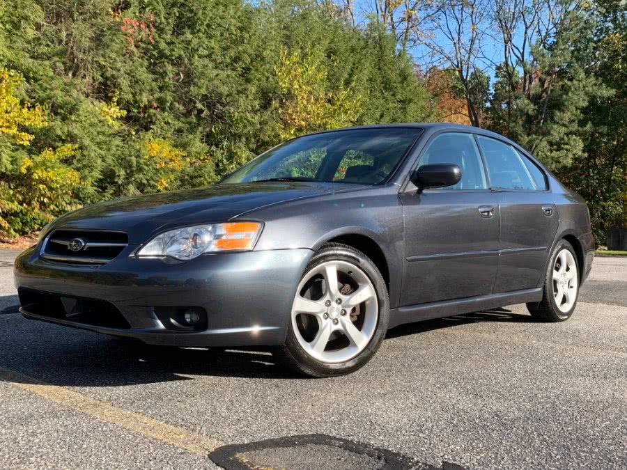 Used 2007 Subaru Legacy Sedan in Waterbury, Connecticut | Platinum Auto Care. Waterbury, Connecticut