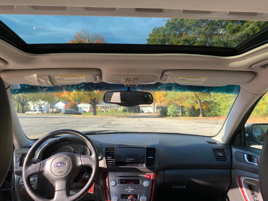Used Subaru Legacy Sedan 4dr H4 AT Ltd 2007 | Platinum Auto Care. Waterbury, Connecticut