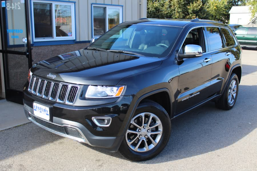 Used 2016 Jeep Grand Cherokee in East Windsor, Connecticut | Century Auto And Truck. East Windsor, Connecticut