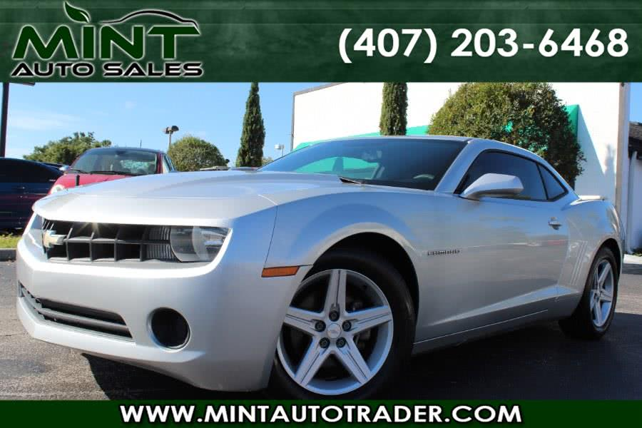 Used 2012 Chevrolet Camaro in Orlando, Florida | Mint Auto Sales. Orlando, Florida