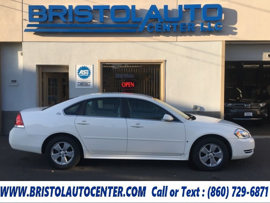 Used 2009 Chevrolet Impala in Bristol, Connecticut | Bristol Auto Center LLC. Bristol, Connecticut