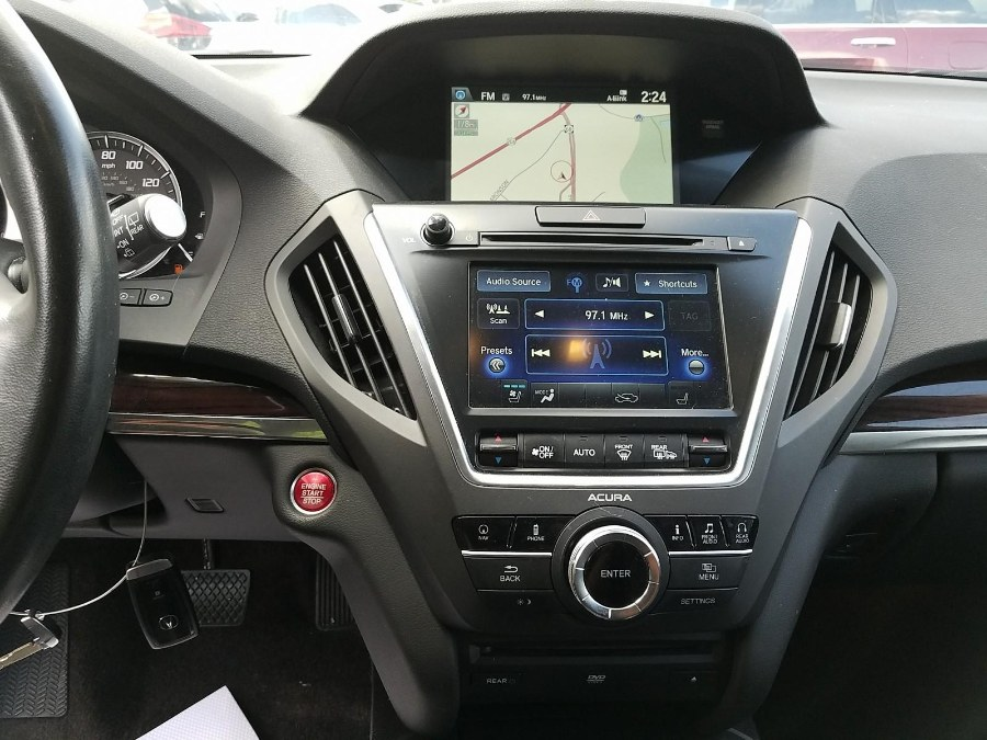 2016 Acura MDX SH-AWD 4dr w/Advance/Entertainment, available for sale in Franklin Square, New York | Luxury Motor Club. Franklin Square, New York