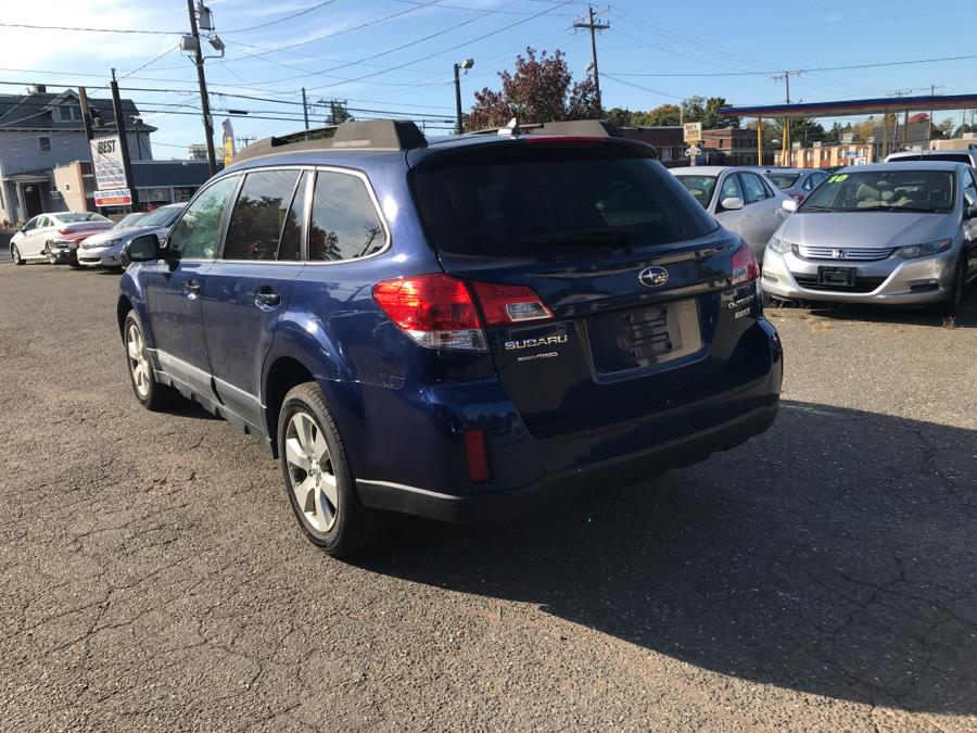 2011 Subaru Outback 4dr Wgn H4 Auto 2.5i Limited Pwr Moon/Nav, available for sale in Manchester, Connecticut   Best Auto Sales LLC. Manchester, Connecticut